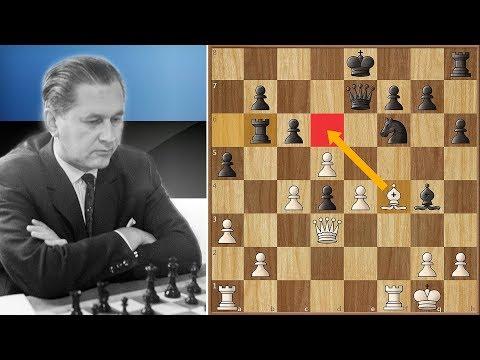 Happy 100th Birthday, Estonia! || Mikhail Tal vs Paul Keres || 1959. Candidates
