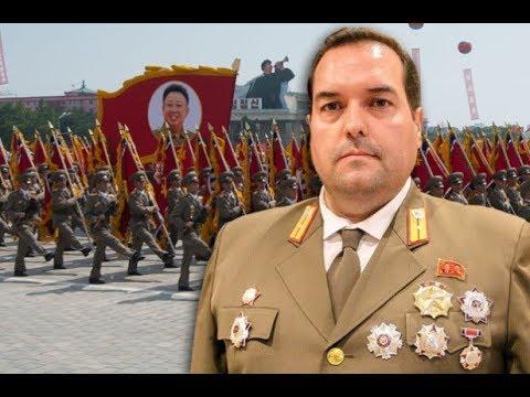 """Cao de Benós: """"Corea del Norte puede lanzar bastantes misiles en Estados Unidos"""""""
