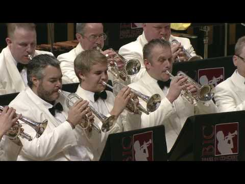 Cory Band – Brass in Concert 2016
