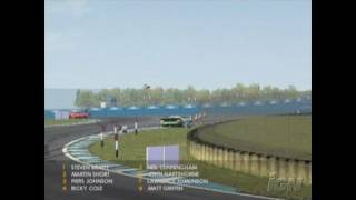 TOCA Race Driver 3 PlayStation 2 Trailer -