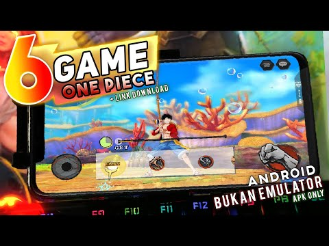 6 Game One Piece Terbaik Di Android ( Bukan Emulator )