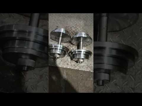 Спорт164.Отправка гантелей 2*30 кг Тула, 2*15 кг Ижевск