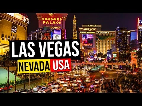 Las Vegas, Nevada. Road Trip USA #1