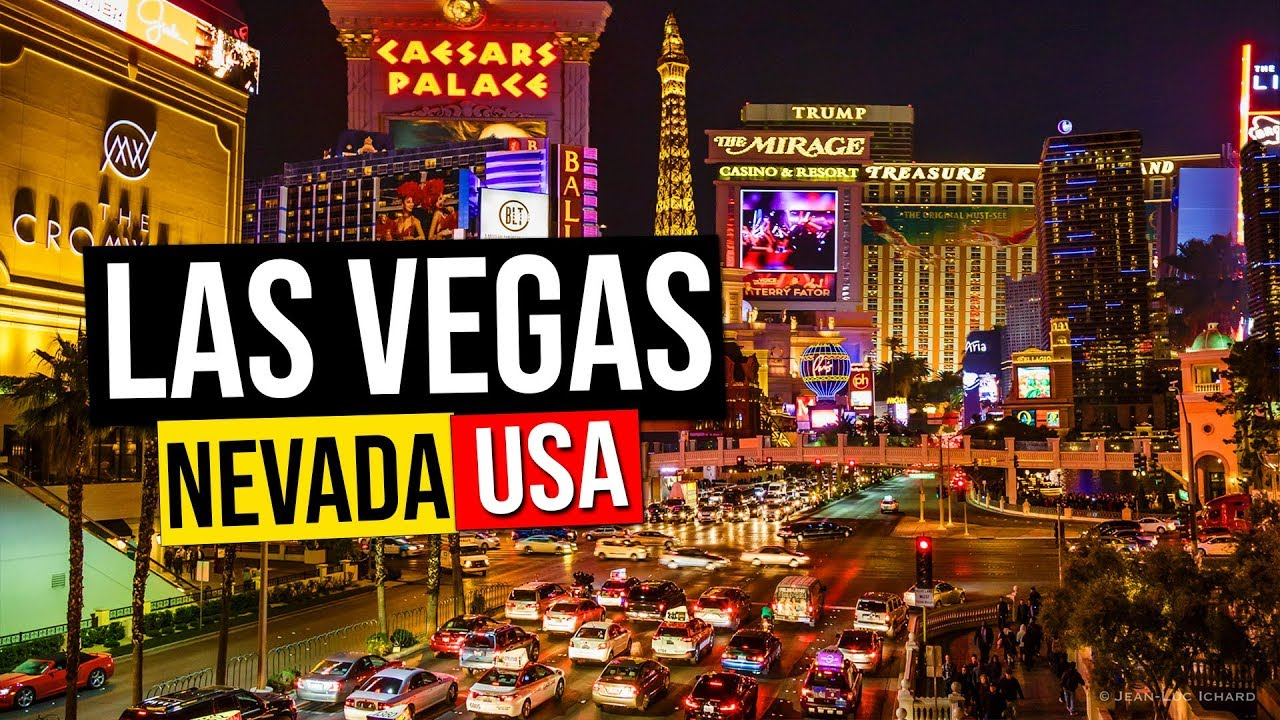 Las Vegas, Nevada. Road Trip USA #1 - YouTube