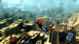 The Amazing Spider-Man 2 Epic Free Roam Footage PC [ULTRA]