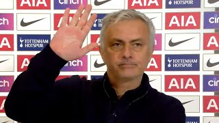 Tottenham 1-3 Man Utd - Jose Mourinho - Post-Match Press Conference