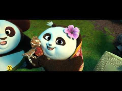 Kung Fu Panda 3. magyar szinkronos előzetes videó letöltés