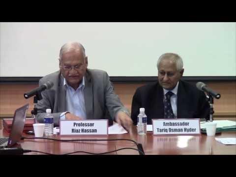 Strategic Stability in South Asia - Part 1 (29 November 2013)