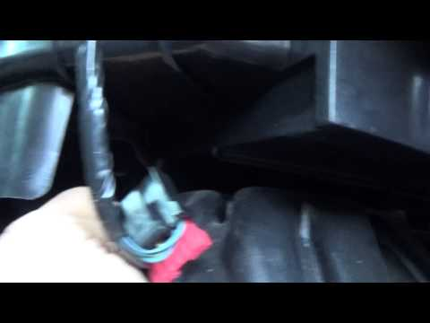 HOW TO FIX REPAIR HEATER WORKS ON ONE SIDE OF GM GMC SIERRA YUKON TAHOE SILVERADO SUBURBAN CHEVY