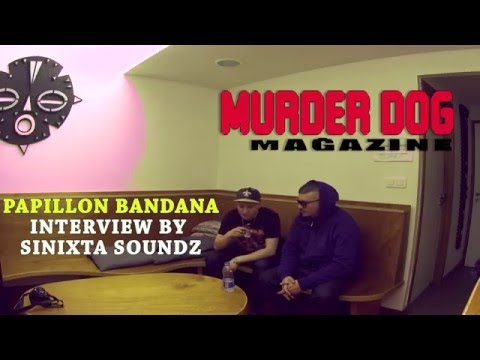 PAPILLON BANDANA (LA CLINIQUE) INTERVIEW BY SINIXTA SOUNDZ