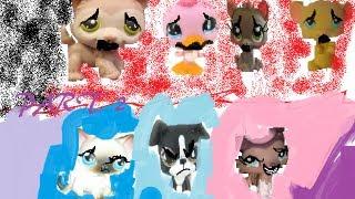 Littlest Pet Shop Disney's Jessie: Panic Attack Room! part 2