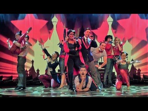 AIDA Stars - Beatles-Show: Come Together - AIDAprima