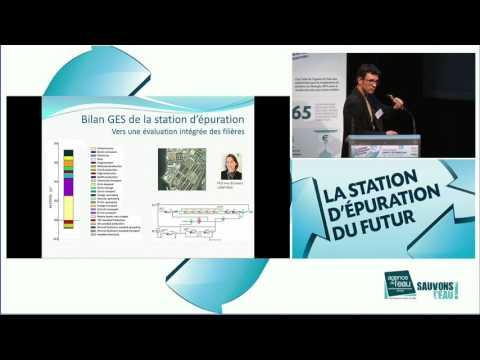 Changer de paradigme pour nos systèmes d'assainissement, Mathieu Spérandio