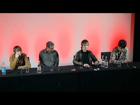 We are the Resurrection: Stone Roses full press conference