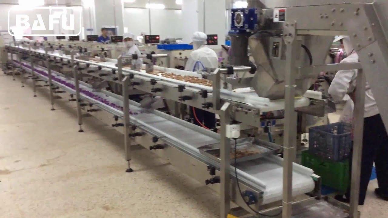Кондитерское производство конвейер ленточного транспортера схема