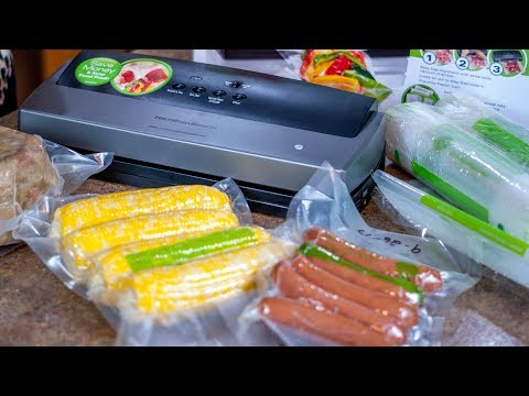 Keep Food Fresh With a Vacuum Sealer
