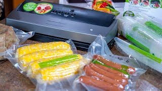 Keep Food Fresh With a Vacuum Sealer