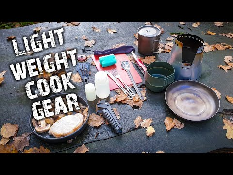 Camping | My Lightweight Backpacking Kitchen / Cooking Gear