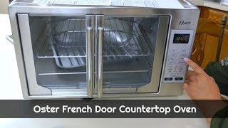 Oster French Door Convection Countertop Toaster Oven Unboxing | Toaster Oven | What's Up Wednesday