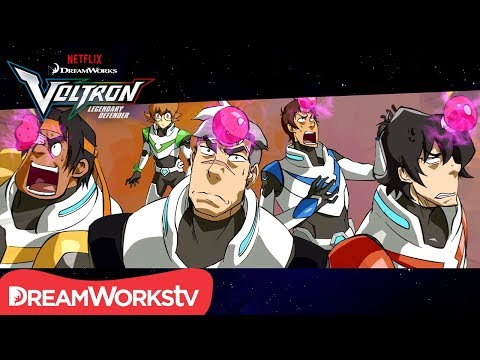 [MOTION COMIC] The Riddle of the Sphinx | DREAMWORKS VOLTRON LEGENDARY DEFENDER