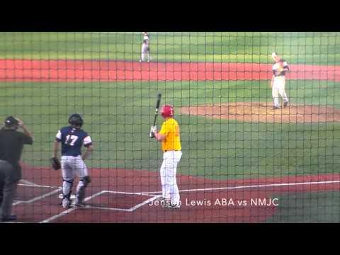 Jensen Lewis ABA vs NMJC
