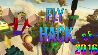 ROBLOX | FLY CHEAT C.E (2016) (WORKING) (ANY GAME)
