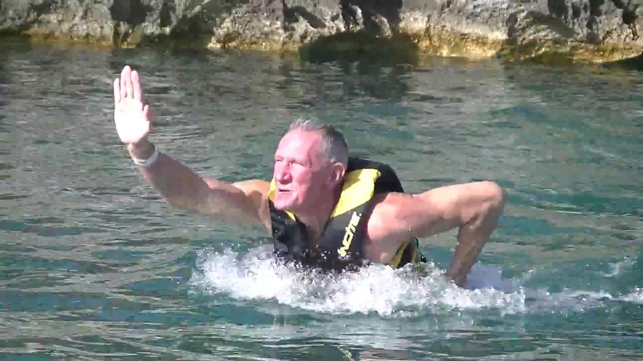 Blue Lagoon Island Dolphin Swim Royal Caribbean Excursion 2017