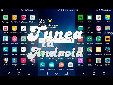 Tunea tu Android #6: Samsung Galaxy S7 edge