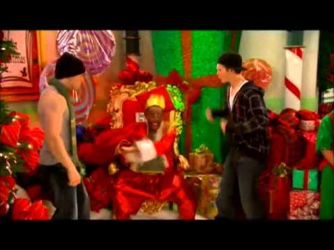 MC Grammar Claus Music Video - So Random! - Disney Channel Official