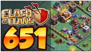 Clash Of Clans Part 651: NEUES Dorflayout von Spongi Brudes Jejejejeje