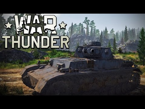 War Thunder - MP Episode 1 - Out of My League!