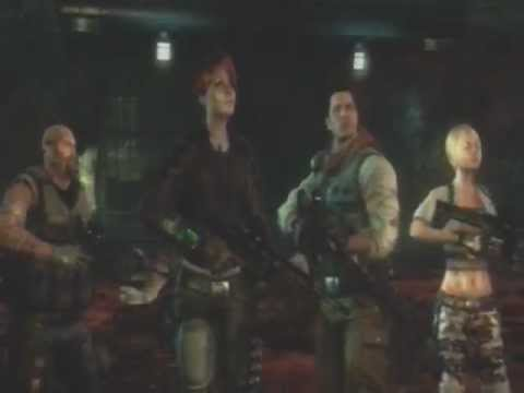 Resident Evil: City of the Dead [RE2/RE3] Game Movie