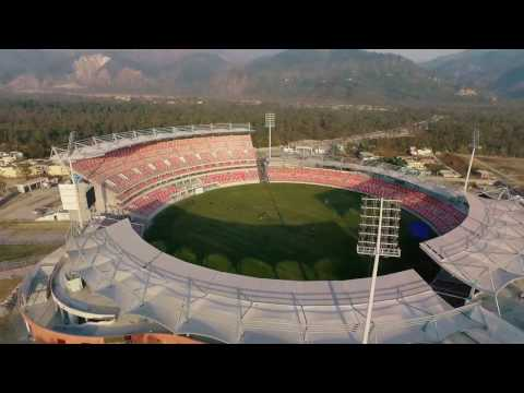 Dehradun International Cricket Stadium  | Official Documentary | The Journey