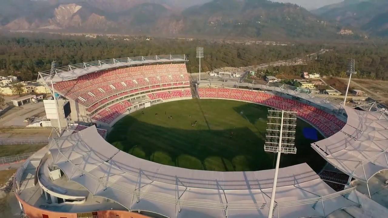 Dehradun International Cricket Stadium Official Documentary The