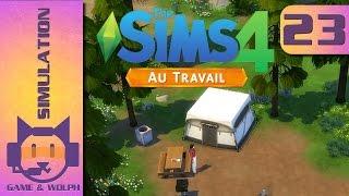 The Sims 4 : Au travail ! [23] - Les brownies, c'est la vie ! - Game&Wolph (PC)
