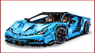 CaDa Lamborghini Centenario Master Series c61041 MOC Super Car Speed Build - Brick Builder