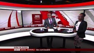 BBC DIRA YA DUNIA ALHAMISI 01.11.2018