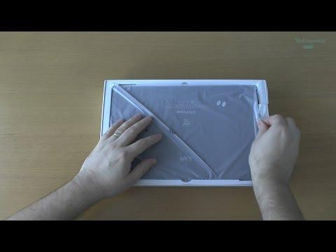 1# Unboxing 11.6'' Teclast X16 Power Tablet 8GB RAM Intel Cherry Trail X7-Z8700 - amazing tablet