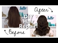 *GIVEAWAY* Damaged Hair Repair | How To