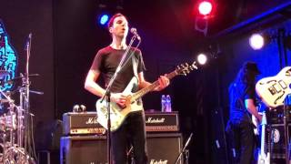 Paul Gilbert - Everybody use your goddamn turn signal [Live] Buenos Aires, Argentina