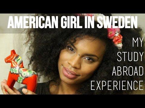 AN AMERICAN GIRL