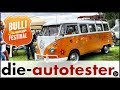 Volkswagen Bulli Summer Festival 2017 - 70 Jahre VW Transporter   VW   Auto   Deutsch