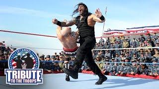The Shield vs. Samoa Joe, Cesaro & Sheamus - Six-Man Tag Team Match: WWE Tribute to the Troops 2017