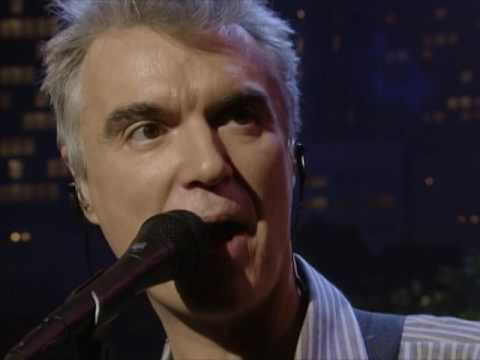 "David Byrne - ""Once In A Lifetime"" [Live from Austin, TX]"