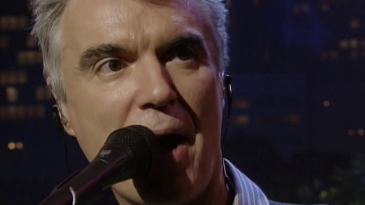 """Download David Byrne - """"Once In A Lifetime"""" [Live from Austin, TX]"""