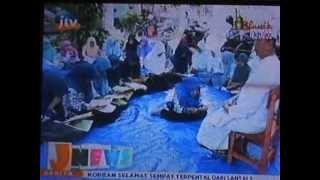 Liputan JTV (JawaTimur TV) di Ponpes Al-Aqobah