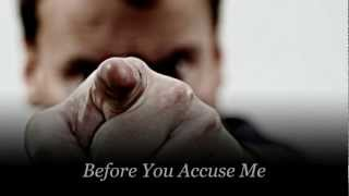 Before You Accuse Me - in the style of Midi Hits