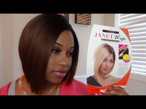 Check out my WIG review on HELEN by Janet Collection!