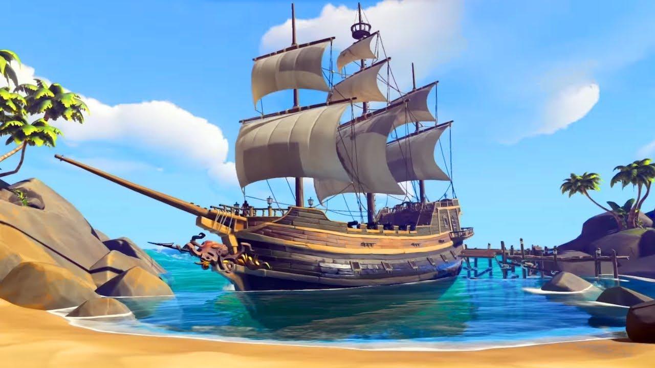 sea of thieves 19 августа
