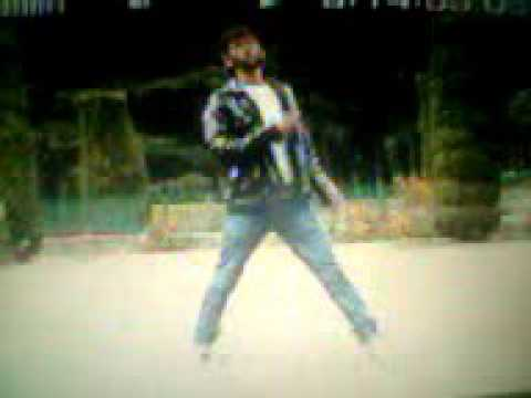 Dance by Jafar Kashmiri. I want to become an actor